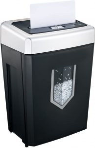 microcut paper shredder