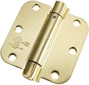 removable self closing door hinge