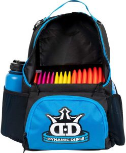 Frisbee Disc Golf Bag with 17+ Disc Capacity