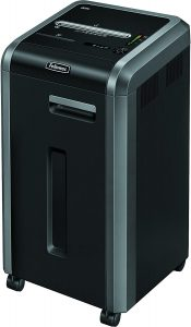 fellowes paper shredder 100% jam proof