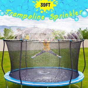 Sprinklers Backyard Water Park for Boys Girls 39 ft