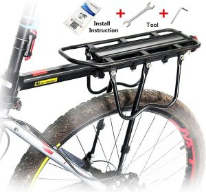 mountain bike rear rack