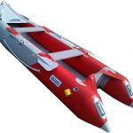 life size inflatable speed boat