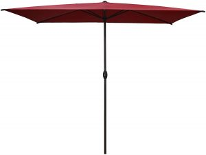 half patio umbrella
