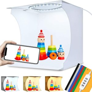 best photo light box kit
