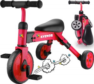 Avenor 2 in 1 Tricycle