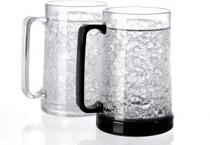 frosty freezer ice mugs