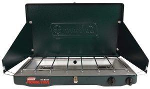 portable stove wood