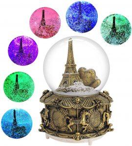 funny snow globes