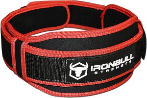 High Performance Back Support for Lifting Belt