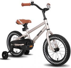 JOYSTAR Totem Kids Bike with Training Wheels