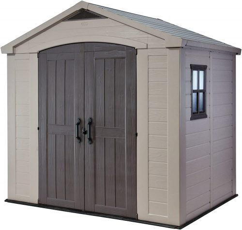 Keter Factor Large Resin Shed