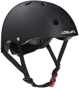 black bike helmet for toddler