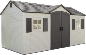 plastic sheds cheap