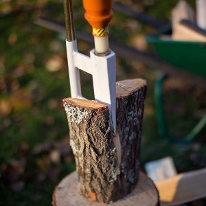 best manual log splitter
