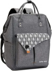 Most Functional laptop bag for female