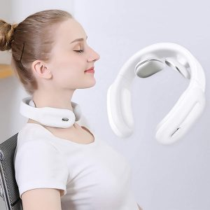 electrotherapy neck collar massager