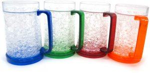 crystal freezer mug