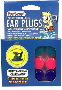 earplugs for swimming