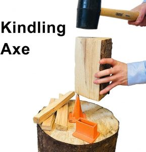 Kindling manual log splitter
