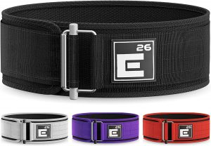 Self-Locking Weight Lifting Belt for women and men