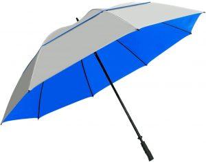 UV protection windcheater umbrella