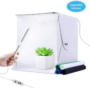 Best photography light box for small plants