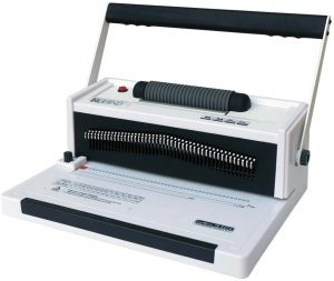 all-in one spiral binding machine