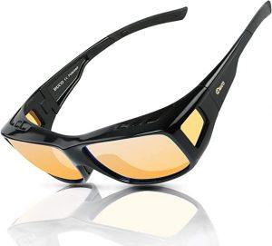 ultra vision night glasses