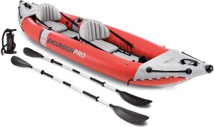 intex 2 person inflatable kayak