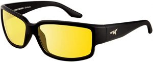 yellow lens glasses purpose