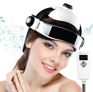 head massager cap