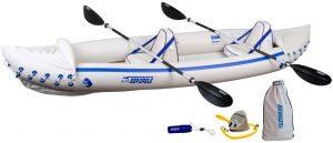 sea eagle 2 person inflatable kayak