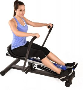 used rowing machine