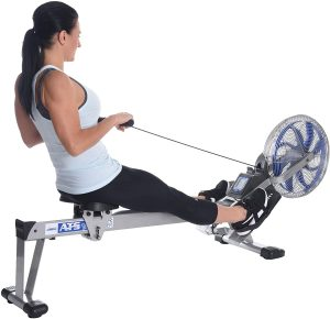fan rowing machine