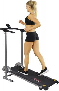 smallest treadmill foldable