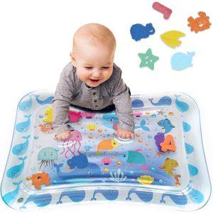 sensory water mat