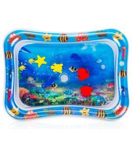 swim school splash play mat
