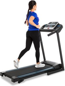 mini foldable treadmill
