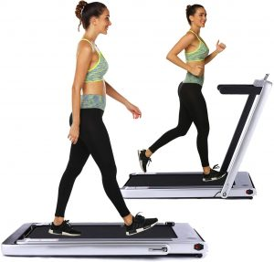 compact foldable treadmill