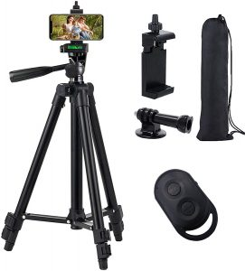 Tripod for iPhone/Android/Smartphone & Camera