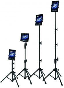 Tripod Stand for iPad Mini, iPad Air and Tablet