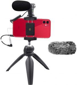 Veksun ASMR Microphone for YouTube and Tiktok