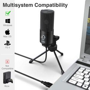 ASMR mic for laptop