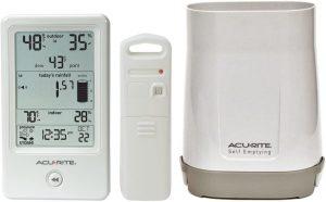 acu rite wireless rain gauge