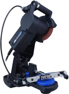 Blue Max Electric Bench Mount Chainsaw Sharpener