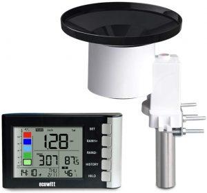 digital wireless rain gauge