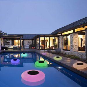Waterproof Floating swimming pool Lights