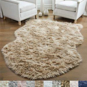 furry shag rug carpet