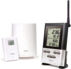 oregon wireless rain gauge
